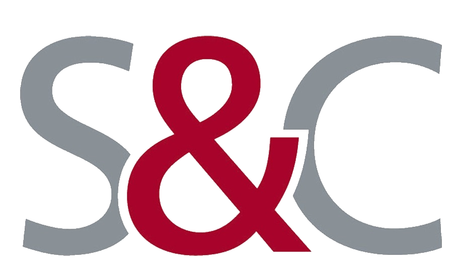 S&C social consulting firm logo
